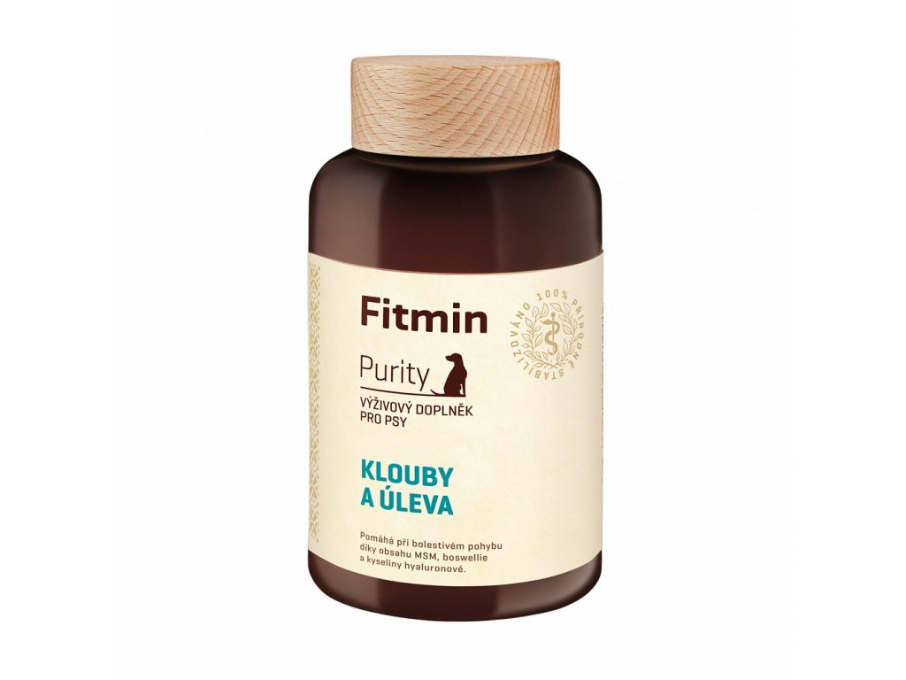 fitmin dog purity klouby a uleva 200 g h L
