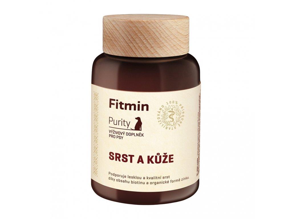 fitmin dog purity srst a kuze 160 g h L