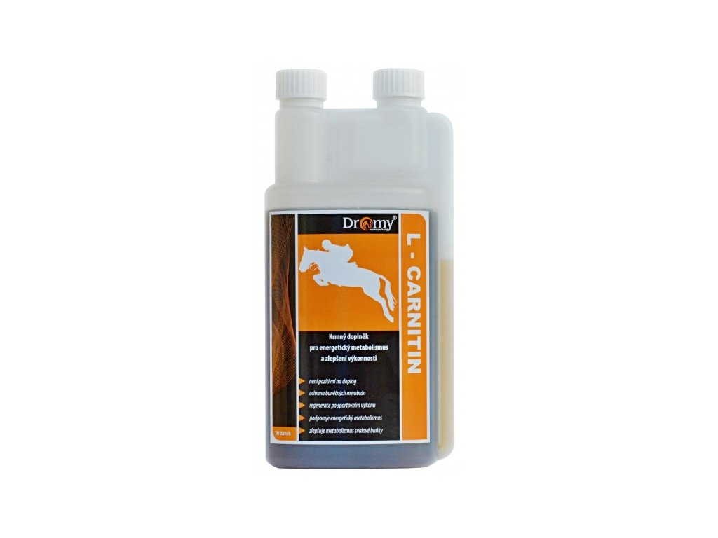 Dromy L carnitin Race Liquid 1000 ml
