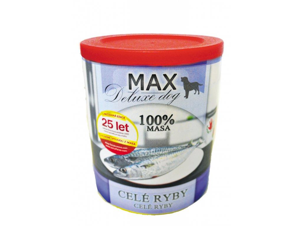 Sokol Max celé ryby 800g
