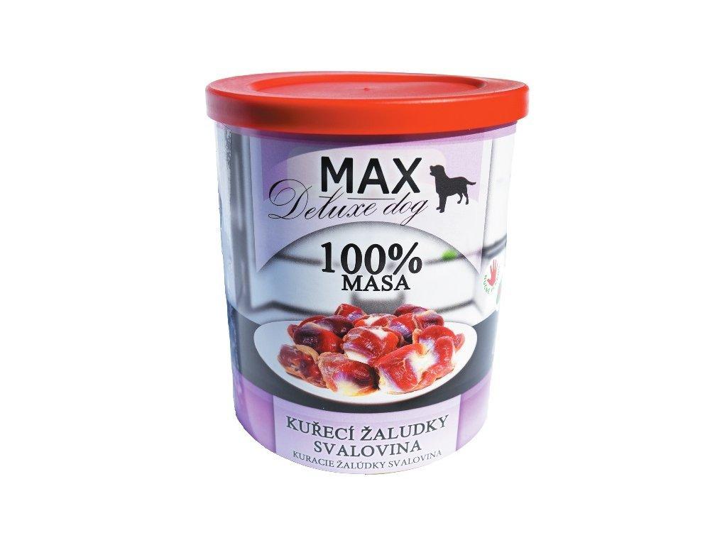 Sokol Max kuřecí žaludky 800g