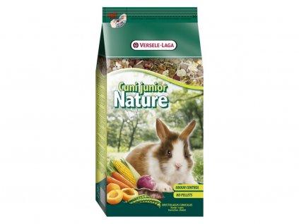 Versele Laga Cuni Junior Nature 750g, králík