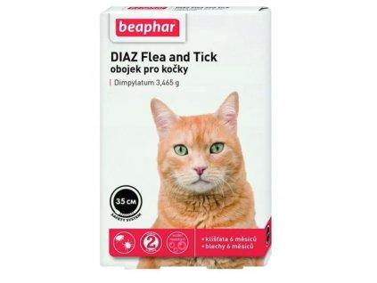 Beaphar obojek Diaz Flea&Tick cat