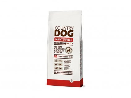 Country dog Maintenance 20kg