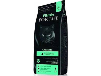 Fitmin FL Cat Castrate 1,8kg