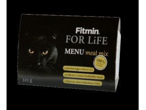 Fitmin for Life Cat Menu meat mix 325 g