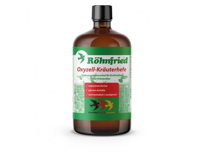 Oxyzell Kraeuterhefe 500ml