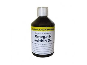 Omega 3 Lecithin Oil