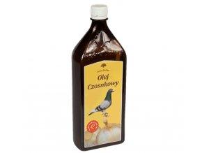 cesnekovy olej