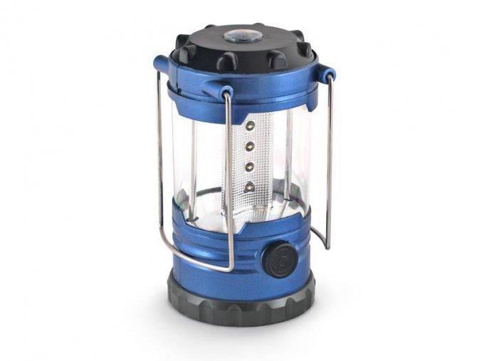 ET Outdoor Vector kempingová lampa na baterku s kompasem