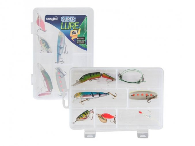 KAMASAKI SUPER LURE SET