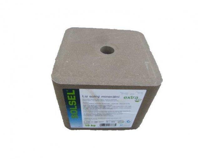 Líz solný minerální 10kg