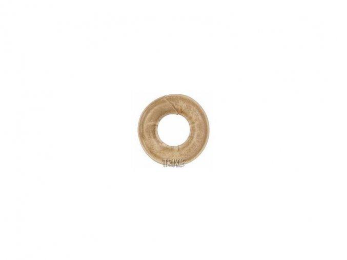 Kroužek z buvolí kůže, 7,5cm/60g