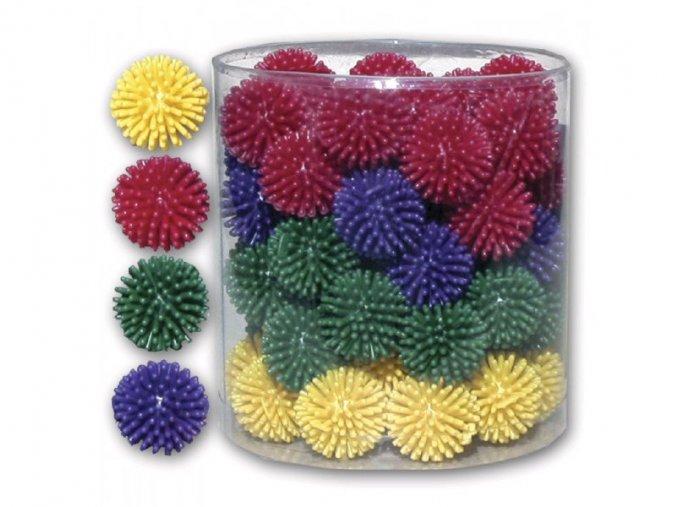 Ježatý míček malý, průměr 3 cm