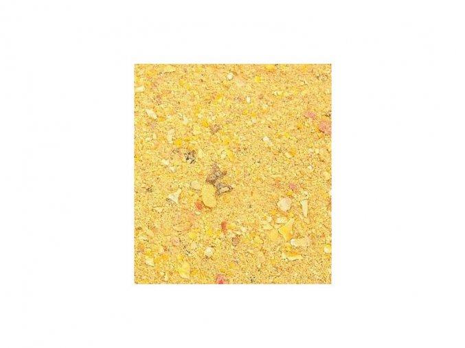 velký kapr žlutá