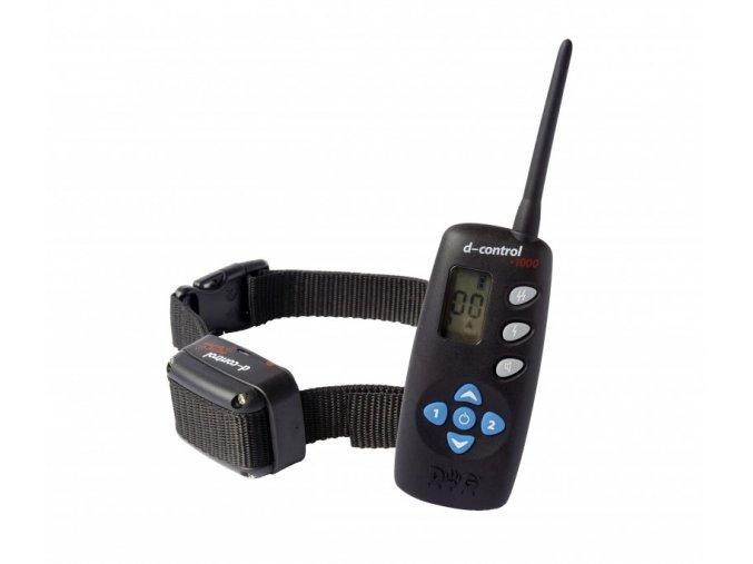DOG trace elektronický výcvikový obojek d-control 1000