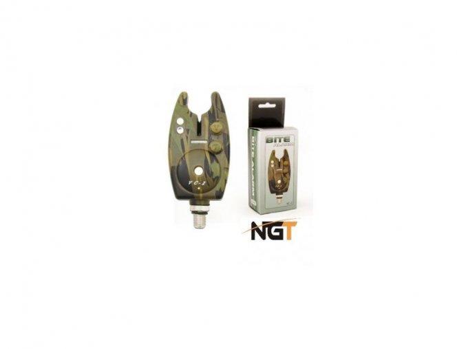 NGT Hlásič Camo Bite Alarm VC-2 vhodné na připojení k swingru