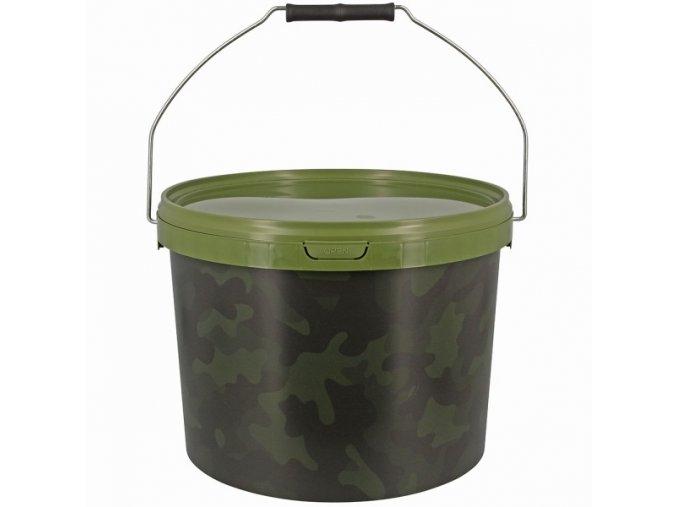 pi315 fo bucket camo 10l ngt camo 10 litre round bucket3 1 1 110599