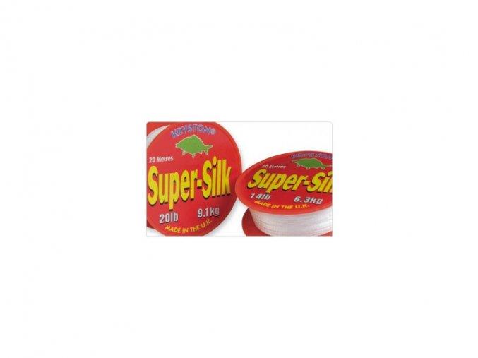 Kryston Super - Silk 20 m - 20lb/9,10kg