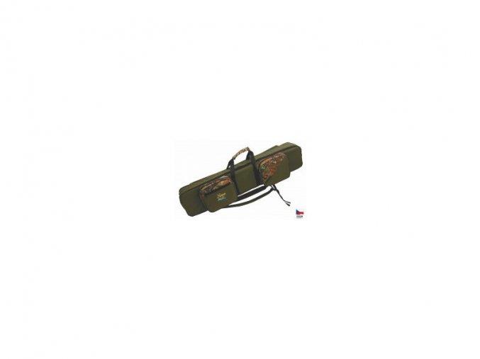 Rybářská taška dvoukomorová model S 120 cm