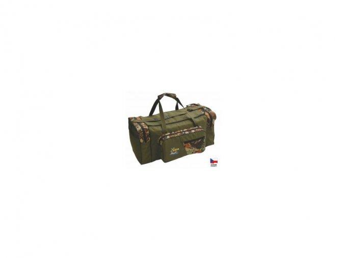 Rybářská taška SUPRA sona český výrobce
