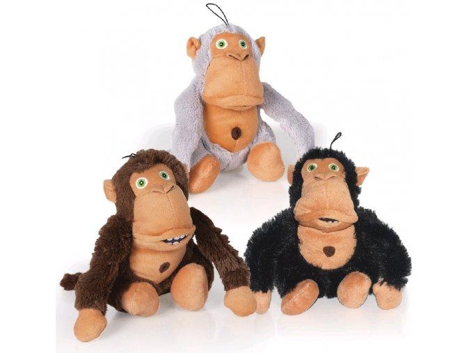 Crazy monkey - dog toy, 36cm
