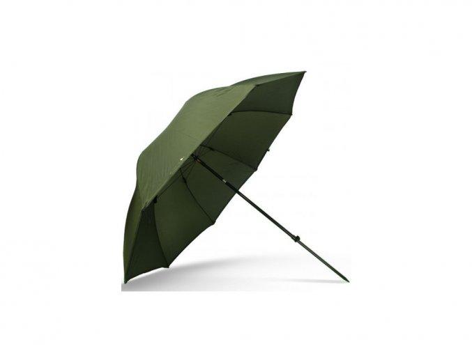 NGT Deštník Green Brolly 2,20m + dýka rybářská zdarma