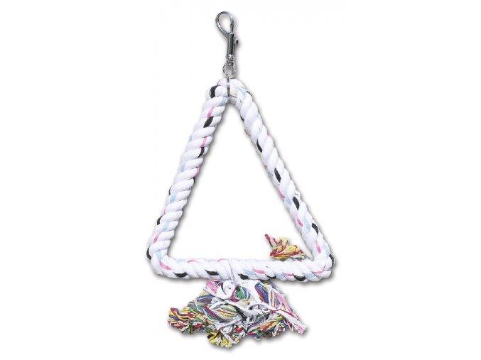 Bavlněný triangl pro exoty