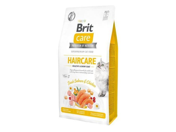 Brit Care Cat GF Haircare Healthy&Shiny Coat