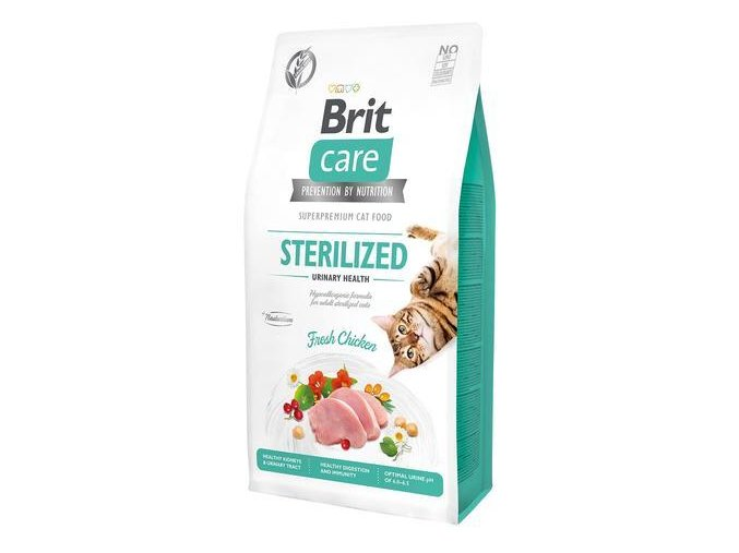 Brit Care Cat GF Sterilized Urinary Health