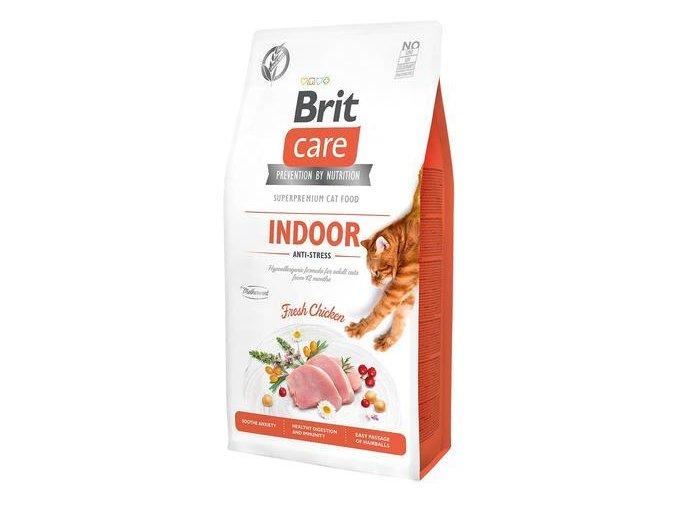 Brit Care Cat GF Indoor Anti-stress