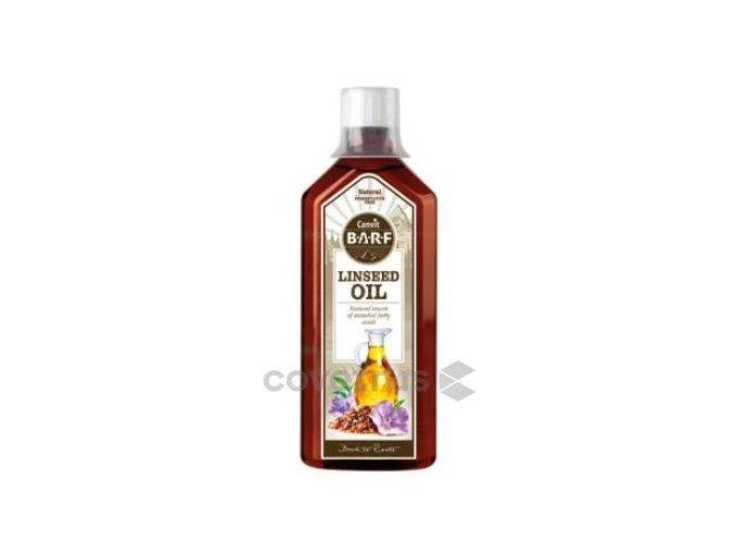 canvit lnený olej