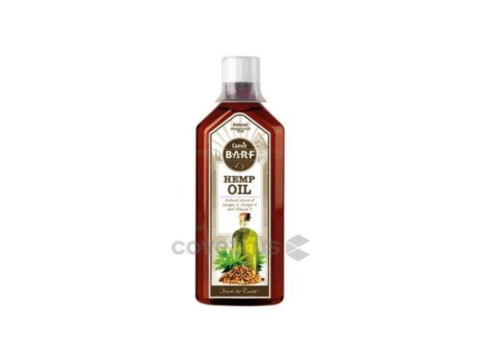 canvit konopný olej