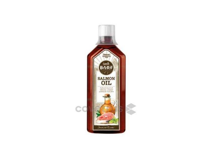 canvit lososový olej