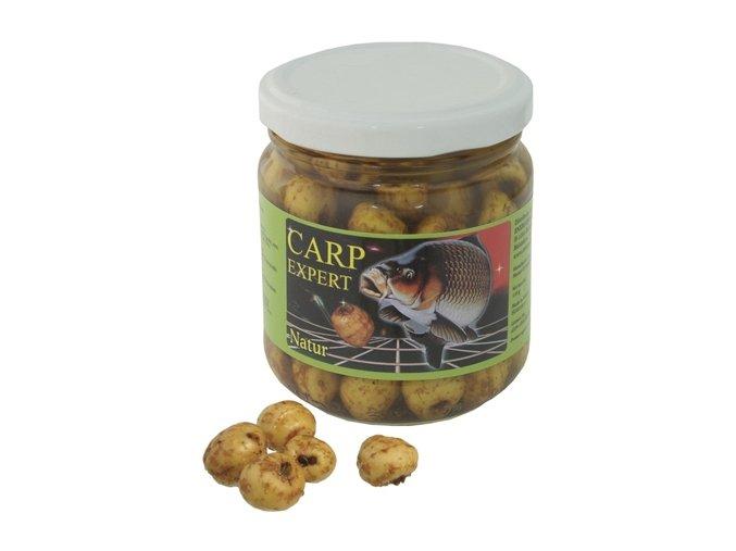 tygří ořech v nálevu med,mušle,jahoda,vanilka