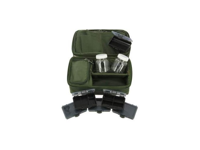 complete rigid carp rig pouch system1 1