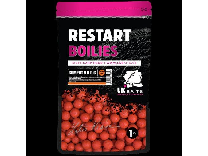 LK Baits ReStart Boilies Compot NHDC 1kg