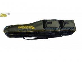 CARP HUNTER PUZDRO NA PRUTY - 3 KOMOROVÉ 120,140,160 a 190cm zelené