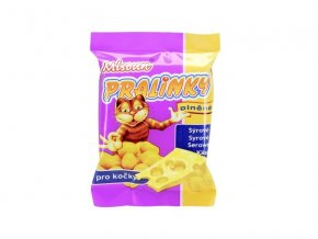 Mlsoun pralinky sýrové cat