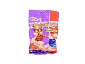 Mlsoun pralinky losos cat