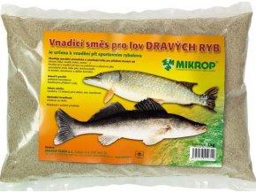 vnadici smesy pri sportovnim rybolovu vnadici smes pro drave ryby 1kg
