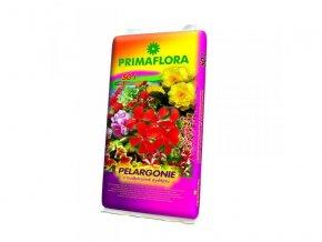 Substrát pro pelargonie a jiné balk. květiny 50l