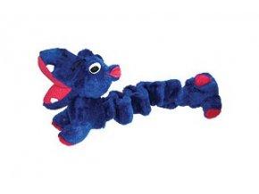 Bungee toy modrý hroch