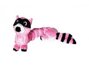 Bungee toy růžový medvídek mýval