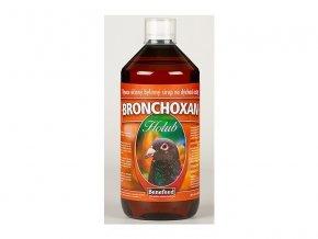Bronchoxan pro holuby bylinný sirup 1 l