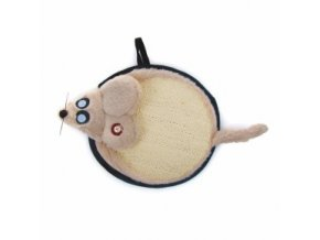 58665 jk animals skrabadlo sisal mys 45 cm 0 škrabadlo myš
