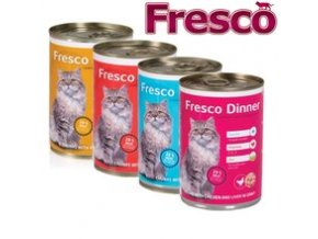 Fresco Dinner konzervy 400 g