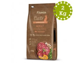 Fitmin dog Purity GF Adult Beef 2