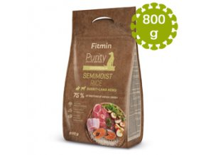 Fitmin dog Purity Rice Semimoist Rabbitand 800 g