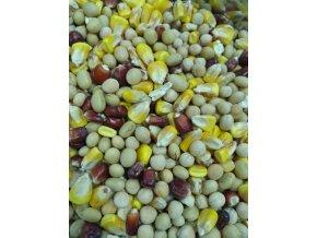 partiklový mix pouze velká semínka bez hrachu